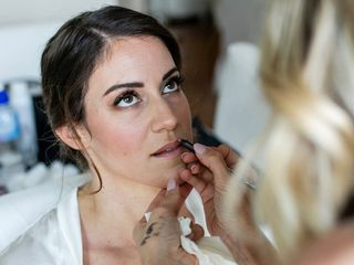 Lucrezia Bianchini Make-up Artist & Hair Stylist 2