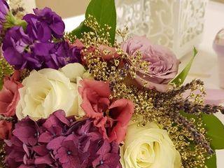 Gypsophila flowers designer 2