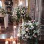le nozze di Jessica Catania e Rita Milani scenografie floreali 58