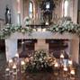 le nozze di Jessica Catania e Rita Milani scenografie floreali 59