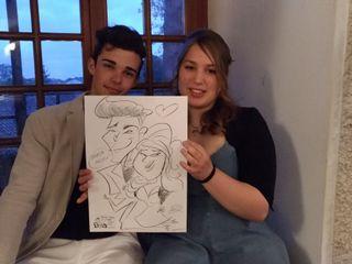 Lo Scherzatore Caricaturista 5