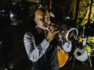 Gianluca Galvani Jazz & Swing Band 3