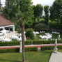 le nozze di Maria Carlucci e Villa Canal 13