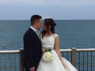 Black & White sposi e cerimonia 3