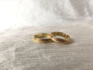 MIOeTUO - Unique Wedding Rings 1