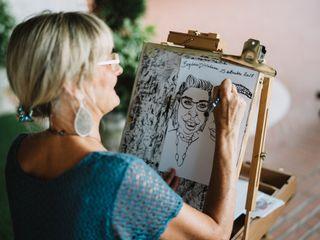 Caricature Charlotte - Caricaturista per Eventi 2