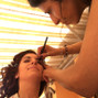 le nozze di Francesca Perlini e Laura Make Up 10
