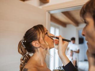 Manuela Gerotti Make Up Artist 1