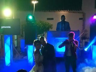 A nozze con Andrew Parrini - DJ Wedding 4