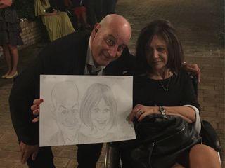 Caricature di Marco Martellini 1