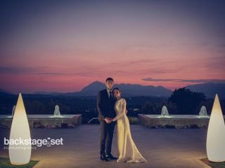 Backstage & Set - Wedding Photography 1