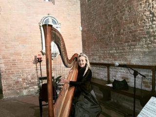 Antonella Natangelo Harp 1