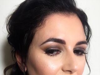 Monica Esposito Make Up Artist 2