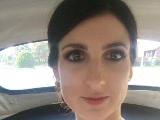 Sara Comi Make Up Artist 1