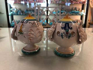 Fabbrica Ceramiche Torretti Deruta 5