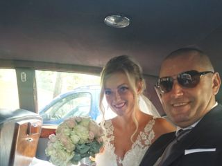 La Dolce Vita Wedding Car 4