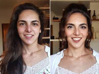 Cillara Make up artist 5