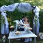 le nozze di Cristina Botteri e Avalon 4
