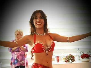Ballerine di Danza del Ventre 4