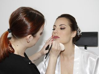 Claudia Pinna Make-up Artist 2