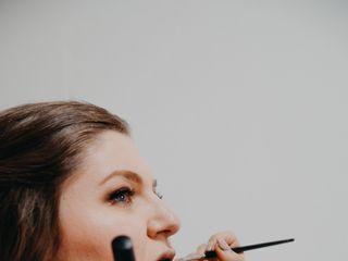 Beatrice Make Up & Lashes 4
