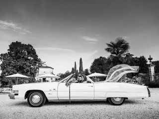 La Dolce Vita Wedding Car 1