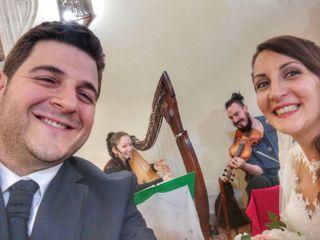Anna Cefalo - Arpa celtica e voce 3