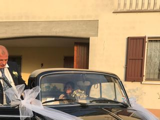 La Dolce Vita Wedding Car 2