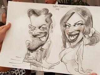 Andrea Damiani caricature 1