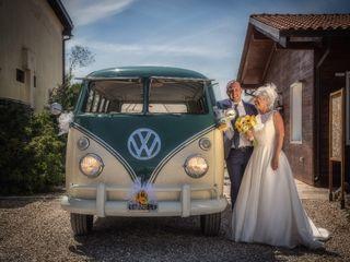 Pulmino e Maggiolino Cabrio Volkswagen 1