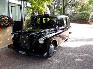 Noleggio London Cab 2
