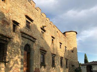 Castello di Meleto 1