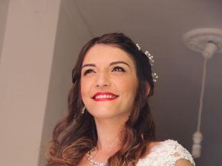 Sara Mancini MakeUp Artist 1