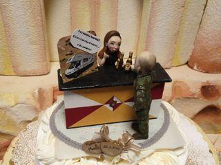 Qualcosa di speciale - Cake Topper 5