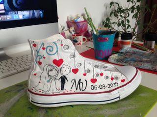 Matita's Art Shoes 1
