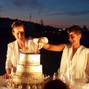 Le nozze di Margherita Curti e Aloha Beach, veranda sul mare 2