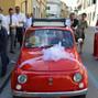 Le nozze di Claudio Pineider e Chianti 500 7