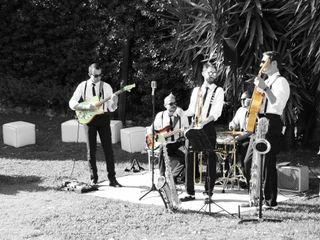 The Club Swing Band 1