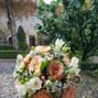 le nozze di Marta Matera e Gypsophila flowers designer 13