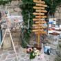 le nozze di Marta Matera e Gypsophila flowers designer 14