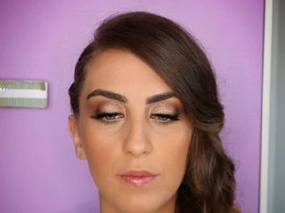Emilia Pileri Make Up Artist 2