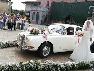 La Dolce Vita Wedding Car 6
