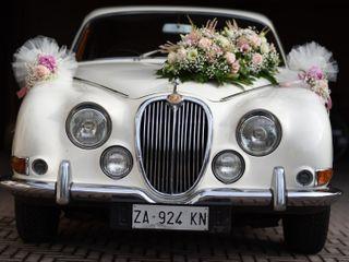 La Dolce Vita Wedding Car 7