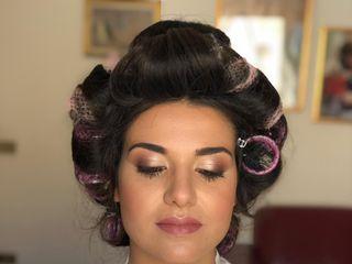 Annalisa Make up 2