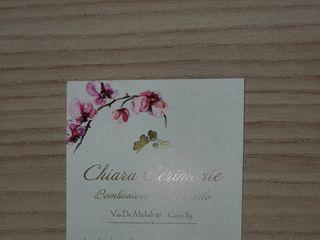Chiara Cerimonie 1