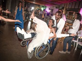 Sil Conti - Unconventional Wedding 4