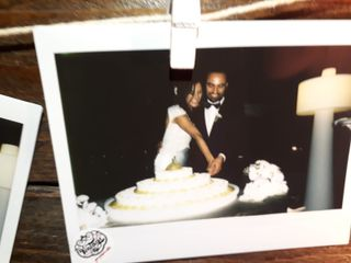 Vintage Style - Polaroid for Wedding 3