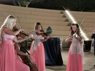 Dammen - Quartetto d'archi femminile 1