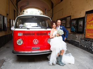 Wedding Vintage Motors 5