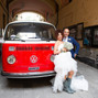 Le nozze di Paola e Wedding Vintage Motors 10